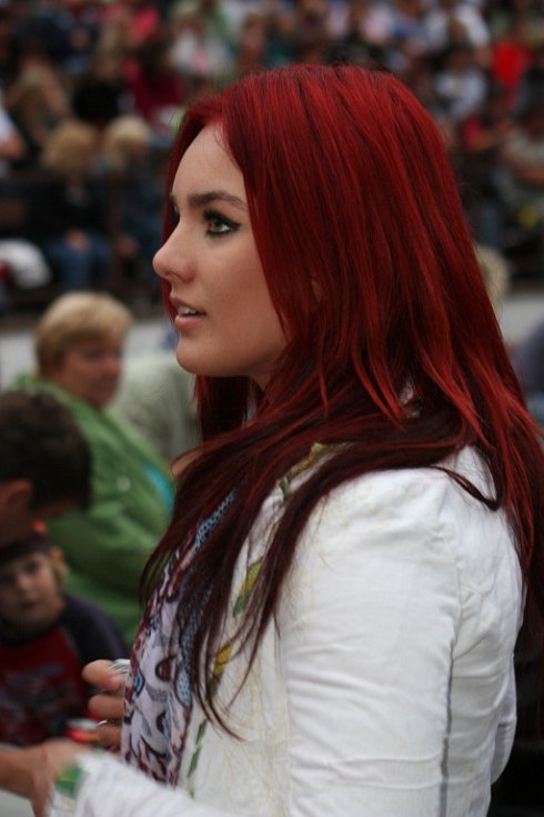 Známý zpěvák, skladatel a textař Tomáš Klus byl hlavní hvězdou prvního dne Festivalu Slunce.