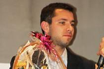 Hodonínský záložník Vlastimil Polák byl oceněn na slavnostním vyhlášení nejlepších sportovců Hodonínska za rok 2014.