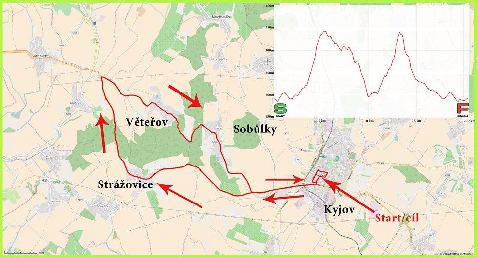 Společné mistrovství České a Slovenské republiky v cyklistice se na Hodonínsku koná od čtvrtku 23. června do neděle 26. června. Časovka startuje před hodonínskou radnicí, hlavní silniční závod začíná na kyjovském náměstí.