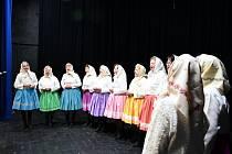 Oslavy fašanku v Blatnici zaplnily tamní kulturní dům.