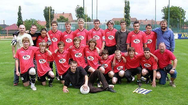 Dorostenci Ratíškovic vyhráli krajskou soutěž skupinu C.