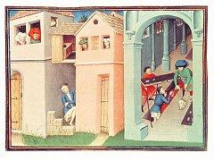 Vyobrazení prevétu (15. stol.)