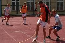 Dubňanští Oranjes na Dynamo cupu v Bučovicích