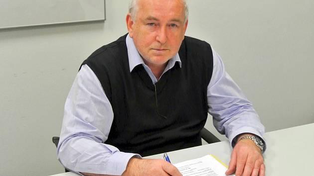 Majitel společnosti Vladimír Konečný.