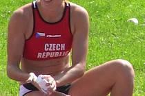 Čejkovická tyčkařka Monika Chlebíková se po roční pauze způsobené zraněním a nemocemi vrátila k závodění.