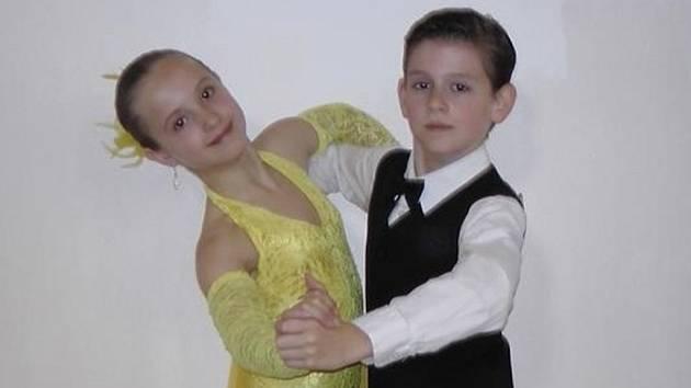 Mladý hodonínský pár TK Classic Filip Schwoiser a Klára Megová se stal historicky prvním klubovým vítězem postupové soutěže ve standardních tancích.