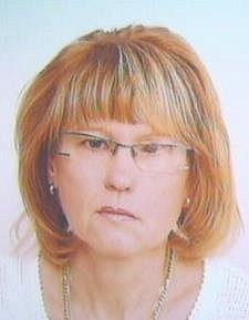 Pohřešovaná Hana Bártečková.