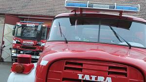 Rohatečtí hasiči mají zcela nový cisternový vůz