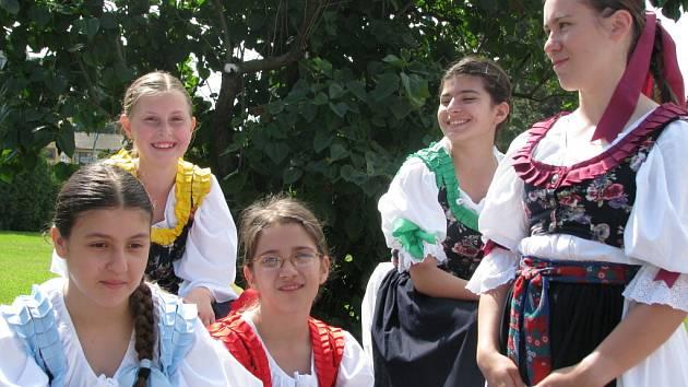 Folklorní festival Štěpy