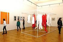 Galerie zve na komentovanou prohlídku výstavy Slovensko Slovakii, která představuje přelomová díla slovenských autorů druhé poloviny 20. století.