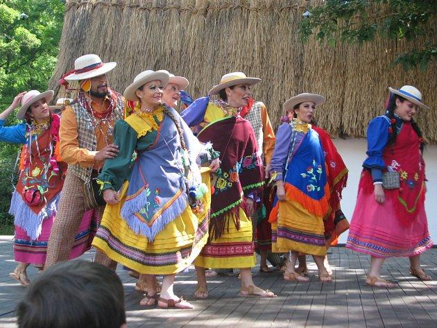 Sedmdesátý ročník Mezinárodního folklorního festivalu ve Strážnici. Ilustrační foto.