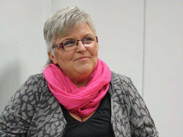 Psychoterapeutka Milena Mikulková nachází v lidech ztracený scénář.
