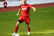 Zkušený slovenský útočník Pavol Masaryk (na snímku) se proti Polné blýskl pěti góly. Hodonín na Vysočině zvítězil 9:3 a v čele tabulky má už sedmibodový náskok.