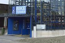 Hodonínská cyklověž se brzy otevře.