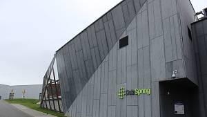 Datacentrum v Lužicích na Hodonínsku