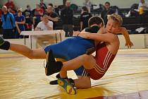 Mladí hodonínští zápasníci uspěli na mezinárodním turnaji v chorvatském městě Ludbreg. Foto: TJ Sokol Hodonín