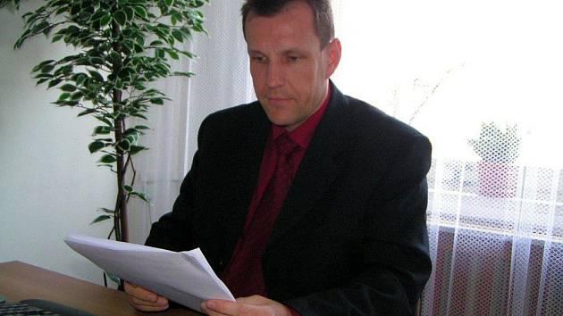 Igor Kalix skončil ve funkci ředitele kyjovské nemocnice.