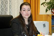 Lucie Danihelová je novou starostkou Strachotína.