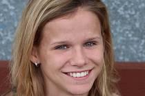 Talentovaná běžkyně Veronika Paličková ovládla na žákovském Mistrovství Moravy a Slezska jednotlivců sprint na šedesát metrů a závod na sto padesát metrů.