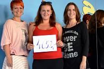 Členky Aerobic clubu K.I.S.Intensive Hodonín v rámci tří cvičebních hodin vybraly pro děti z brněnské onkologie 4 652 korun.