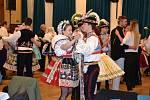 Krojový ples v Dubňanech se konal 8. února 2020..