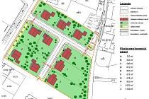 Moravský Písek nabízí stavební pozemky v místní lokalitě Modrý statek. Zpracovaný má již urbanistický návrh.