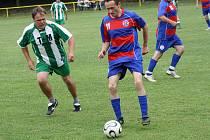 V Petrově se slavilo výročí osmdesáti let založení fotbalového oddílu a devadesáti let od vzniku tamního Sokola.