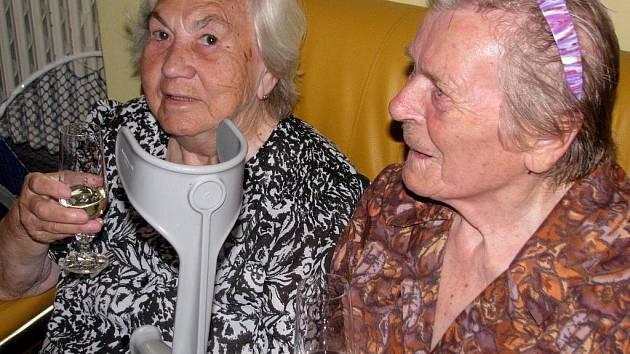 Strážnický Domov pro seniory slavnostně otevřel specializované oddělení pro lidi trpící alzheimerovou chorobou.