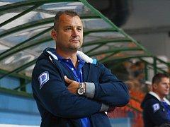Hodonínský trenér Stanislav Beťko (na snímku) se na novou druholigovou sezonu těší.
