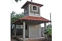 Kaplička v brazilském městě Batayporã ve státě Mato Grosso do Sul.