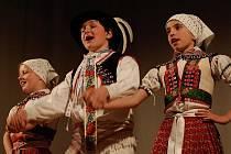 Devětatřicátého ročníku Mladého Horňácka se zúčastnilo sedm souborů.