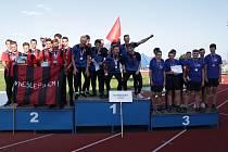 Třídenní Mistrovství České republiky dorostu vpožárním sportu se konal v Zábřehu na Moravě.