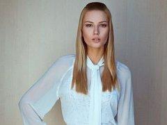 Novou tváří Versace je Sabina Závodná z Hodonína.