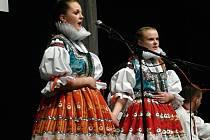 Duet Barbory a Adély Vintrové z Moravského Písku.