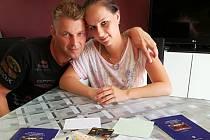 Ze svatební cesty se Kamila a Zdeněk nakonec vrátili po třech týdnech s krásnými vzpomínkami na dobrosrdečné Italy. Ti jim totiž pomohli poté, co jim někdo vykradl auto.