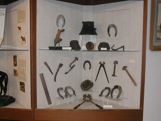 Svět koní ve Vlastivědném muzeu v Kyjově