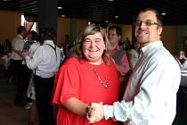 Zábavné odpoledne Společnosti pro podporu lidí s mentálním postižením byl opět plný hudby a tance.