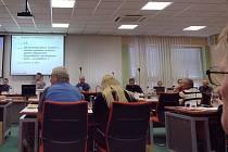 Jednání městského zastupitelstva v Hodoníně v úterý 21. září 2021.