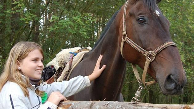 Křižovatka koňských stezek už existuje