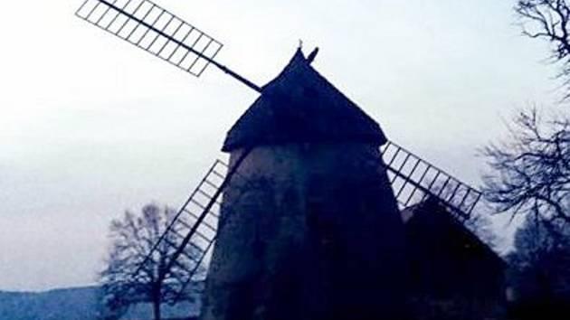 Kuželovský mlýn přišel o lopatku.