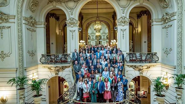 Na mezinárodní vinařské soutěži Bacchus Madrid 2021 brali moravští a čeští vinaři sedmadvacet medailí.