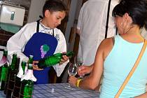 Šardické sklepy navštívily davy milovníků vína.