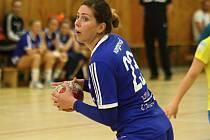 Slovenská házenkářka Jasmínka Vargová po třech letech ve Veselí nad Moravou končí. V příští sezoně bude hrát za Šaľu.
