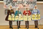 Na Martinské zpívání se sejdou sbory v Hovoranech
