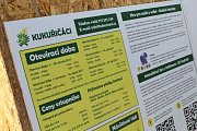 Zábavné kukuřičné bludiště u Hrušek na Břeclavsku si vyzkoušel i redaktor Deníku Rovnost.