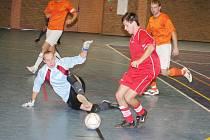 Okresní futsalová liga: Oranjes Dubňany B vs. Futsal Strážnice