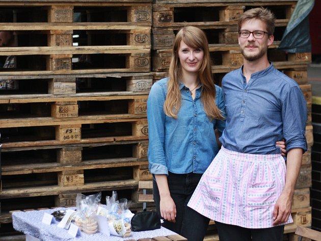 Mladá foodblogerka Kristina Hrubá se inspiruje Skandinávií.