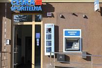 Pobočka České spořitelny ve Vracově koncem září skončila. Aspoň bankomat ve městě zůstal.