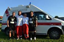 Den dětí a fotbalový turnaj si mohli užít 3. července lidé v Lužicích.
