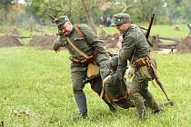 Minulý ročník si návštěvníci strážnického skanzenu připomněli první světovou válku, československé legionáře i dvě významné bitvy.